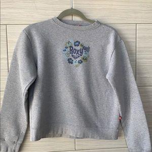 Roxy Crew Neck Sweatshirt